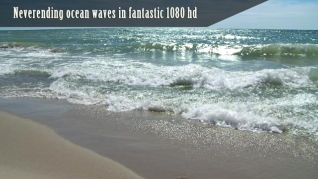 Ocean Blue HD screenshot 8