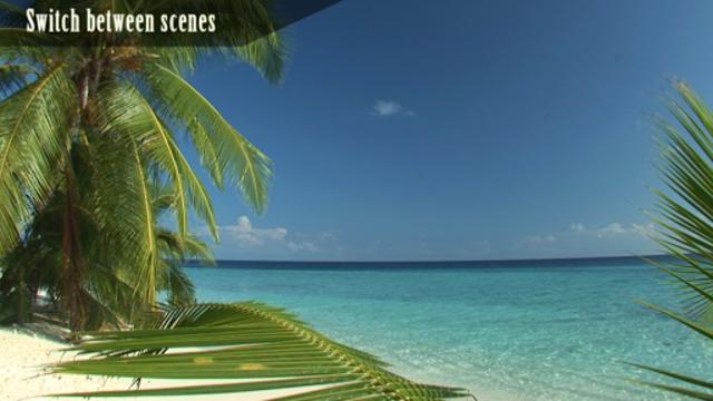 Ocean Blue HD screenshot 9