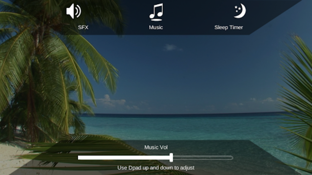 Ocean Blue HD screenshot 14
