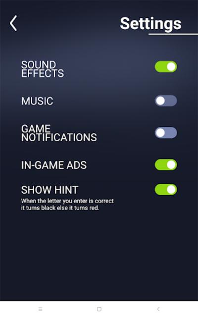 Crossword Puzzles (No Ads) screenshot 10