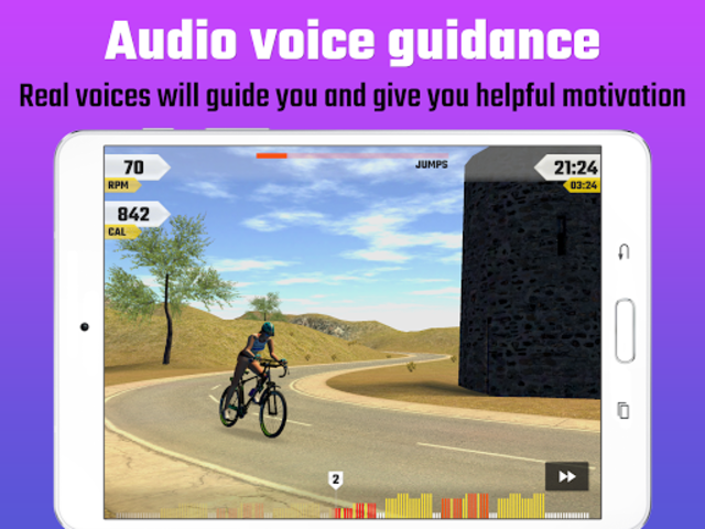 CycleGo - Indoor Cycling Workouts screenshot 20