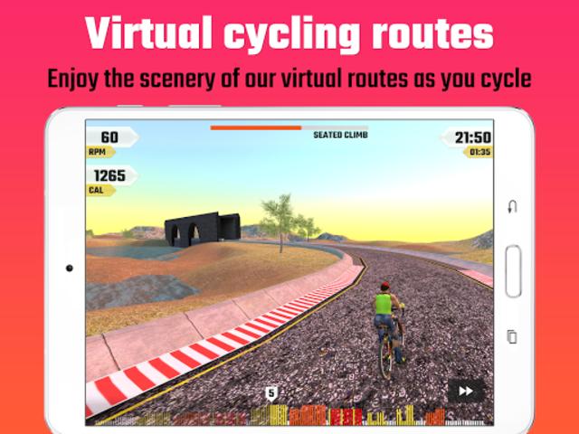 CycleGo - Indoor Cycling Workouts screenshot 21
