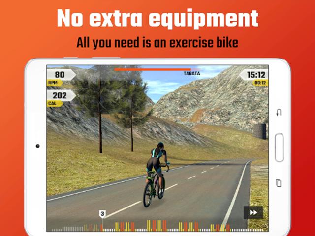 CycleGo - Indoor Cycling Workouts screenshot 22