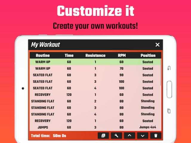 CycleGo - Indoor Cycling Workouts screenshot 24
