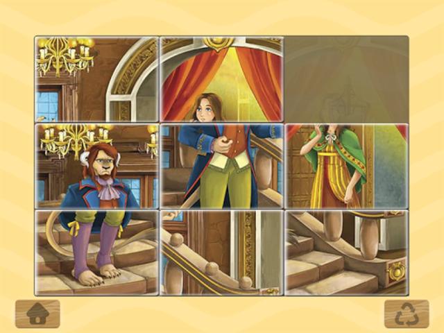 Princess Puzzles and Painting screenshot 10