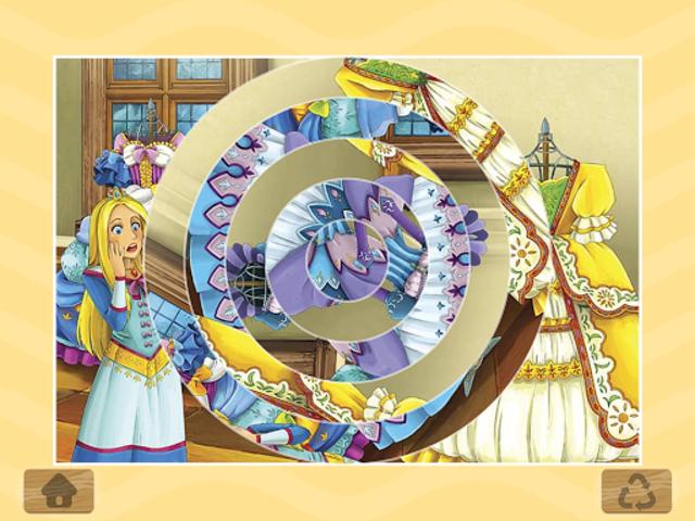 Princess Puzzles and Painting screenshot 23