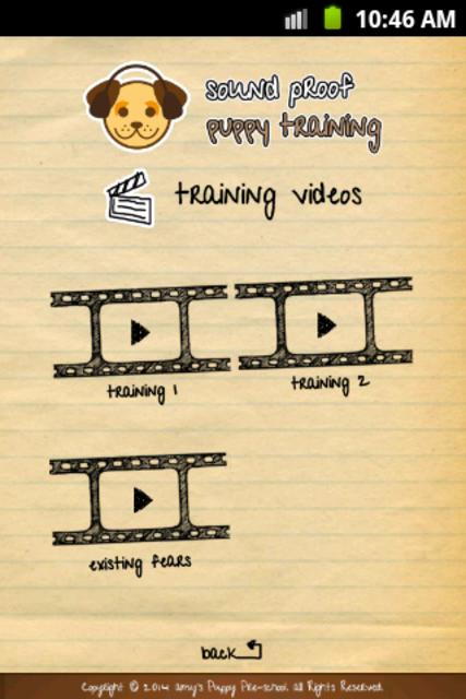 Sound Proof Puppy Training screenshot 6