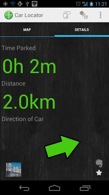 Car Locator screenshot 2