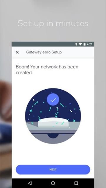 eero - Home WiFi System screenshot 5