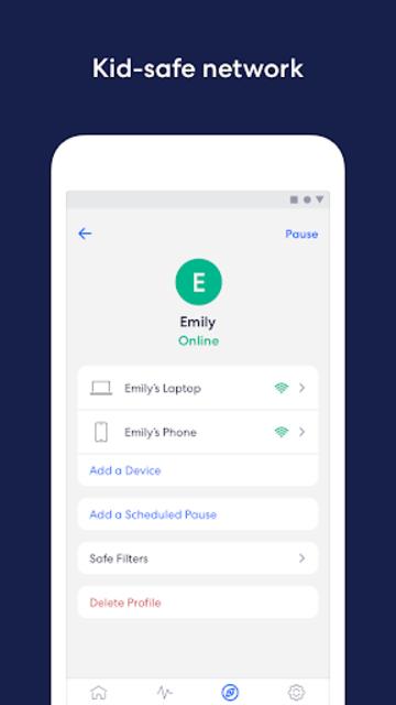 eero home wifi system screenshot 4