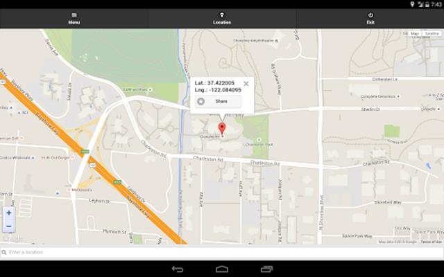 GPS Coordinates Finder Pro screenshot 5