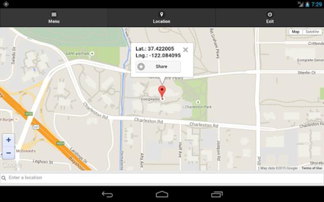 GPS Coordinates Finder Pro screenshot 6