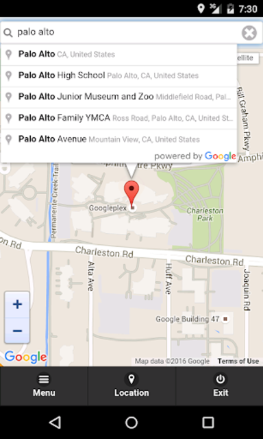 GPS Coordinates Finder Pro screenshot 2