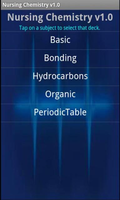 Nursing Chemistry screenshot 1