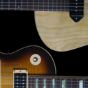 Icon for E-Guitar (Phone & Tablet)