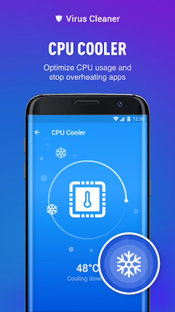 Virus Cleaner 2019 - Antivirus, Cleaner & Booster screenshot 5