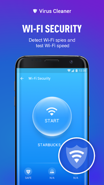 Virus Cleaner 2019 - Antivirus, Cleaner & Booster screenshot 7