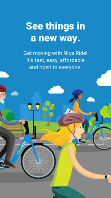 Nice Ride Bike Share screenshot 1