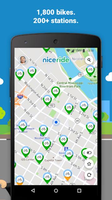 Nice Ride Bike Share screenshot 2