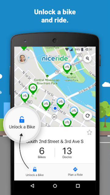 Nice Ride Bike Share screenshot 3
