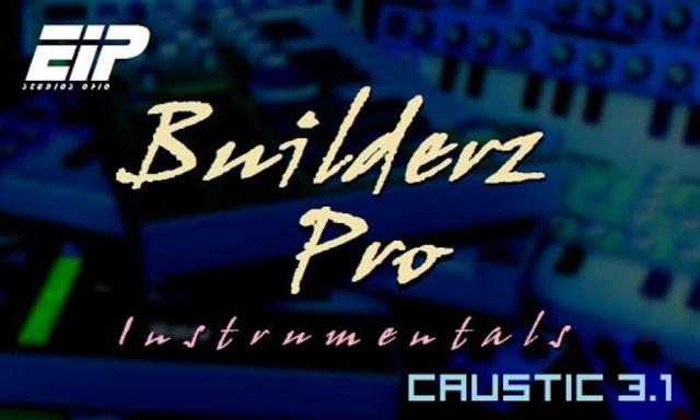 Caustic 3 Builderz Pro screenshot 1