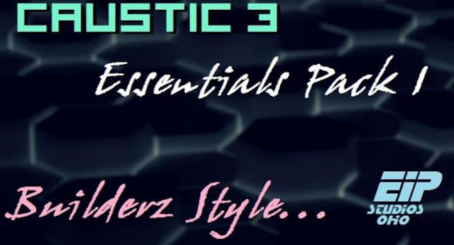 Caustic 3 Essentials Pack 1 screenshot 1