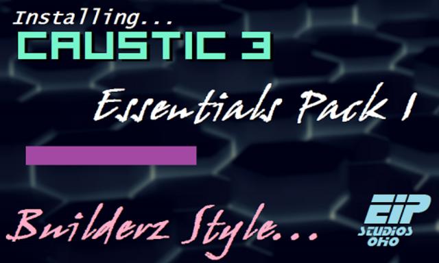 Caustic 3 Essentials Pack 1 screenshot 2