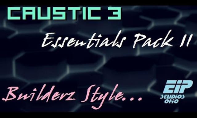 Caustic 3 Essentials Pack 2 screenshot 1