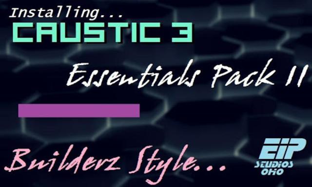 Caustic 3 Essentials Pack 2 screenshot 2