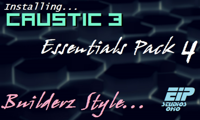 Caustic 3 Essentials Pack 4 screenshot 1