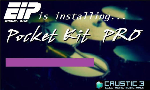 Caustic 3 PocketKit Pro screenshot 2
