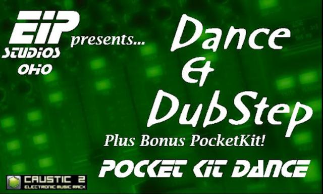 Caustic 3 Dance&DubStep screenshot 1