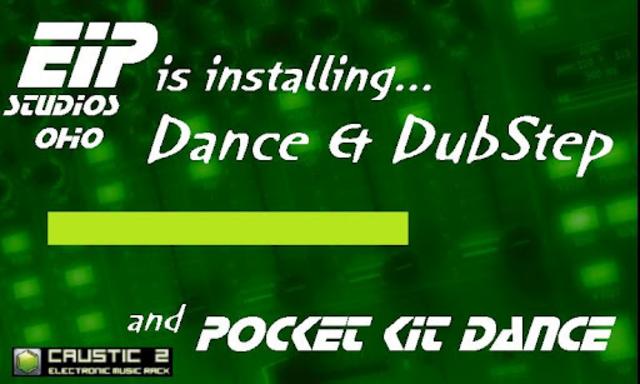 Caustic 3 Dance&DubStep screenshot 2