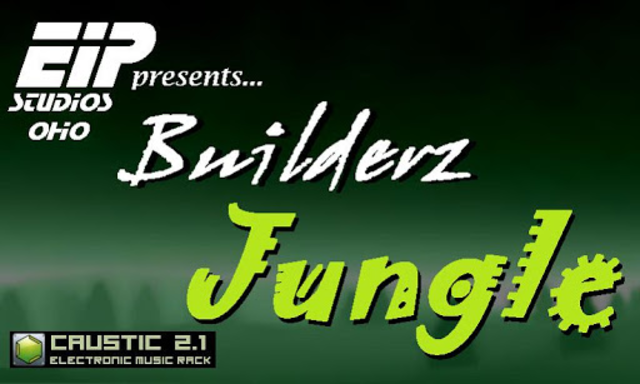 Caustic 3 Builderz Jungle screenshot 1