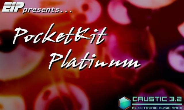 Caustic 3 PocketKit Platinum screenshot 1