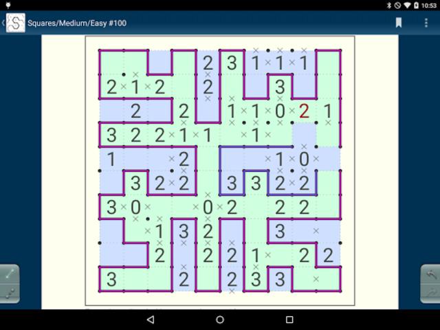 Slitherlink X screenshot 17