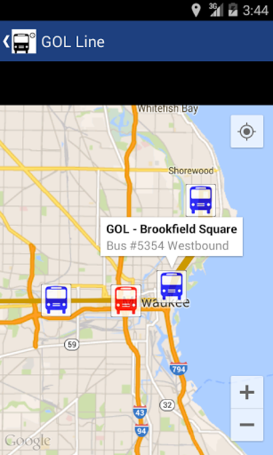 MCTS Tracker screenshot 3
