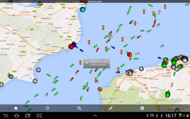 Boat Watch Pro - Ship Tracker screenshot 5