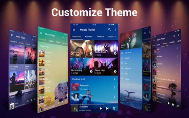 Music Player for Android screenshot 21