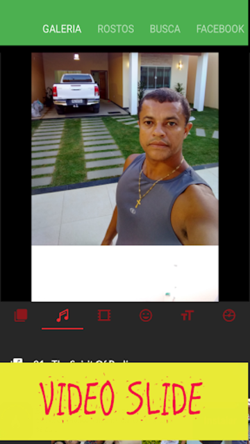 Editor de Vídeo Foto Slide Com Música Faça Slides screenshot 3