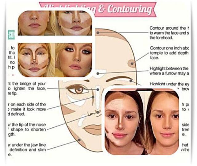 Basic Makeup Tutorial 2019 screenshot 3