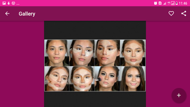 Basic Makeup Tutorial 2019 screenshot 7