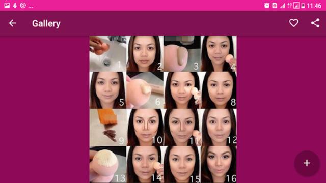 Basic Makeup Tutorial 2019 screenshot 8