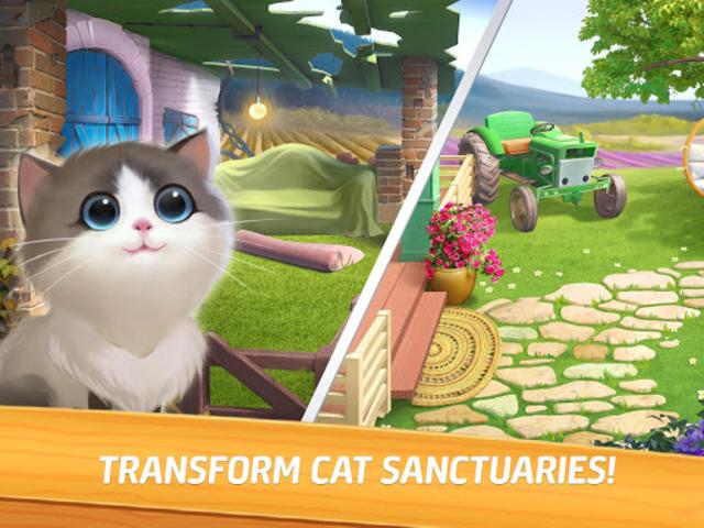 Meow Match: Cats Matching 3 Puzzle & Ball Blast screenshot 7