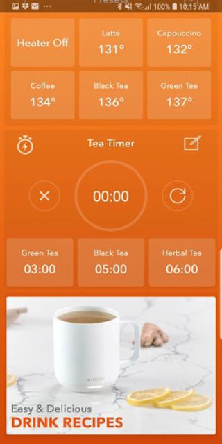 Ember - Temperature Matters screenshot 3
