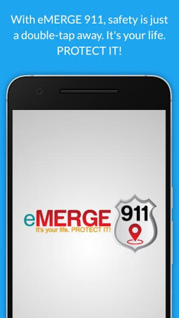 eMERGE 911 screenshot 1
