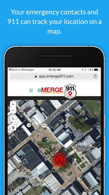 eMERGE 911 screenshot 4
