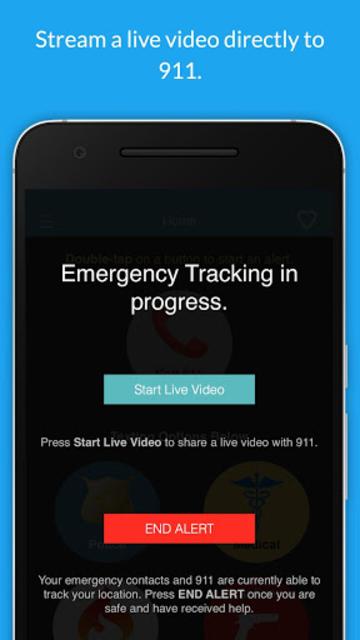 eMERGE 911 screenshot 5