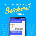 Icon for K-LOVE Stickers