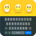 Emoji keyboard (makes 2500 $ per month)